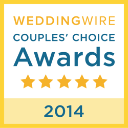 Wedding Wire Couple's Choice Awards